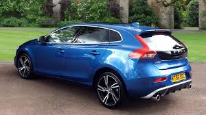 big volvo volvo v40 36k new sunroof big spec d4 190bhp r design pro
