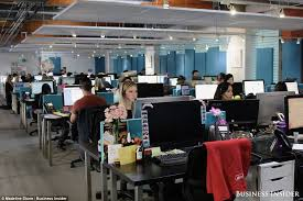 Honest Office Inside The Offices Of Jessica Alba U0027s Startup U0027the Honest Company