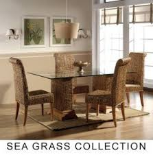 Wicker Rattan Dining Chairs Foter - Wicker dining room chairs