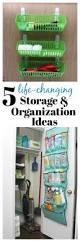 home storage solutions 101 5 simple storage and organization ideas that are life changing