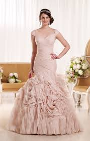 blush pink wedding dress australia wedding dresses in jax