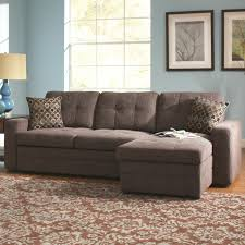 Small Sectional Sofa With Chaise Lounge by Gus Small Sectional Sofa With Contemporary Style And Tufts Big