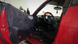 nissan 350z interior parts 350z custom suede interior youtube