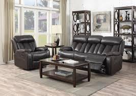 Klaussner Recliners Klaussner Ravalli Reclining Sofa In Cascadia Java
