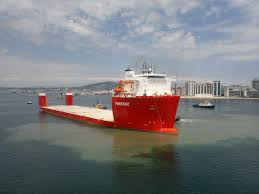 Finesse 9592850 Heavy Lift Vessel Maritime Connector Com