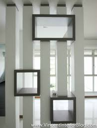 great ideas for partition with shelves creative box and awesome