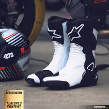 motocross boots review alpinestars s mx 6 boot review derestricted