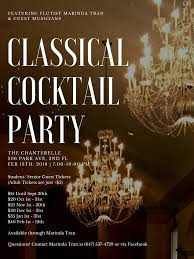 classical cocktail party tbshows