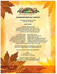Thanksgiving 2015 Isla Grand Beach Resort Thanksgiving 2015