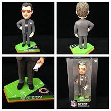 mike ditka chicago bears 2014 limited edition bobblehead brand
