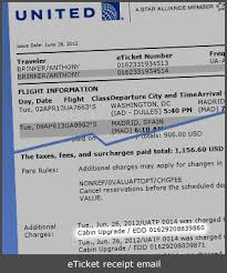 Does United Airlines Charge For Bags Find Your Cabin Upgrade Receipt Number United Airlines