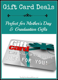 gift cards deals day graduation gift card promotions