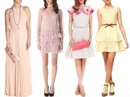 Wedding Guests Dresses Wedding Guest Dresses For Spring 2013 Spring Pastel Wedding