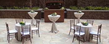 cocktail tables geyer wedding and event rentals