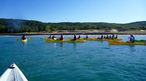 Kayak Map Northern Michigan All About Water