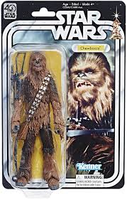 spirit halloween chewbacca chewbacca star wars 40th anniversary action figure wave 2 at