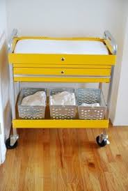 Changing Table From Old Rolling Bar For The Home Pinterest