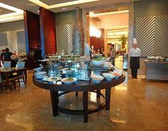 Round Table Lunch Buffet by Table Shower Massage Modern Unit Design Ideas For The House