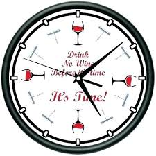 themed clocks kitchen clocks wine theme wine themed clocks wine themed wall
