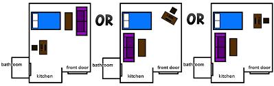 arranging the ideal studio apartment floorplan micro living