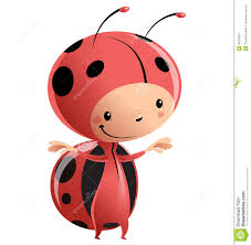 baby ladybug cartoon