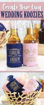 wedding koozie ideas accessories koozies for weddings for wedding accessories
