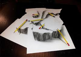 3d pencil drawings 300