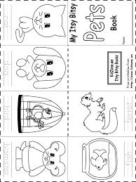 preschool pet theme worsheets google search preschool