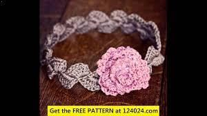 crochet headbands crochet headbands for beginners
