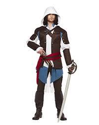 Assassins Creed Kid Halloween Costume Amazon Spirit Halloween Edward Kenway Costume