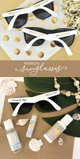 personalized sunglasses wedding favors wedding sunglasses 24 personalized sunglasses custom
