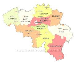 belgium city map belgium city map major tourist attractions maps lively