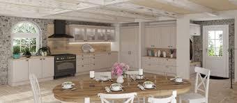 cuisine provencale avec ilot cuisine classique cuisine provencale cbel cuisines