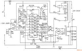 power saving voltage regulator circuit basic wiring diagram