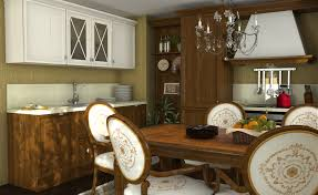 decor kitchen table set with chandelier and two tone kitchen