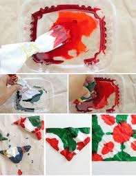 diy gift wrapping ideas tie dye gift wrap babble dabble do