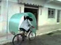 Famosos Bicicleta com capota - YouTube &FC24