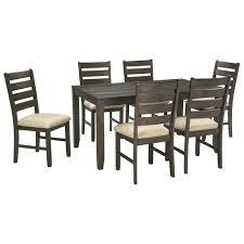 signature design ashley rokane piece dining set reviews signature design ashley rokane piece dining set