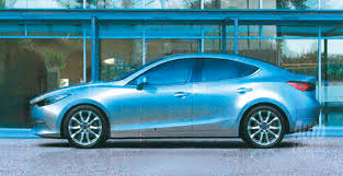 mazda 3 sedan leaked is this the next gen mazda3 hatchback and sedan