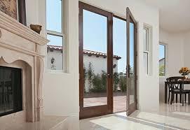 Patio Doors Exterior Doors Hinged Patio Doors