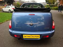 chrysler pt cruiser 2 4 touring 2dr detail autos used cars in