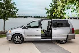 luxury minivan review 2014 chrysler town u0026 country limited celebrating 30