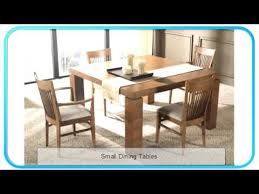 Tiny Dining Tables Interior Design Modern Small Dining Tables Youtube