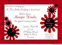 ladybug baby shower ladybug baby shower invitations style photos