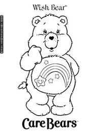 care bears coloring pages print care bear color care