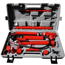 porta auto 10 ton porta power hydraulic frame repair kit auto shop