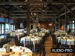 Wedding Barns In Ohio Audio Pro Mobile Dj Washburn Reception Franklin Park Conservatory