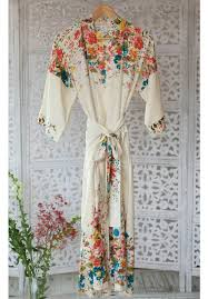 dressing gown orchard blossom dressing gown