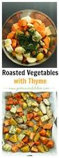 Recipe For Roasted Root Vegetables - roasted root vegetables with thyme primavera kitchen