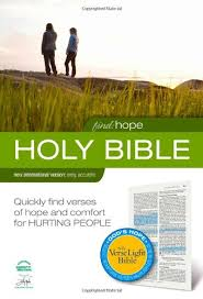 find hope niv verselight bible quickly find verses of hope and